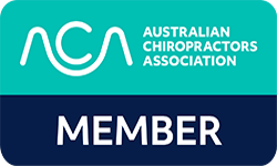 Member of the Australian Chiropractors Association